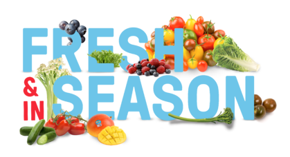Fresh and in Season-1