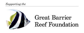 Endorsed by Great Barrier Reef Foundation
