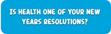 Is health one of your new years resolutions