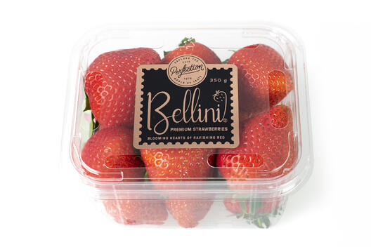 Produce_HR_Bellini Premium Strawberries_Punnet_350g_1
