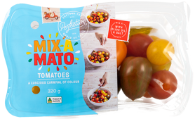 Mixamato with olive oil and Salt 320g pack