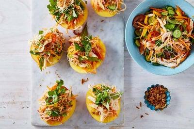 Calypso Mango Vietnamese Chicken Noodle Salad