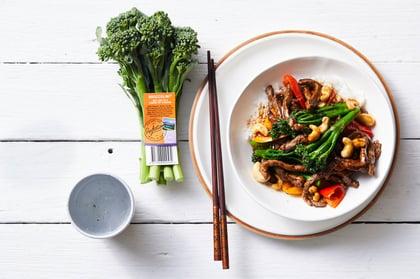 Recipe_LR_Broccolini with Teriyaki Beef_Janelle Bloom_2019_1