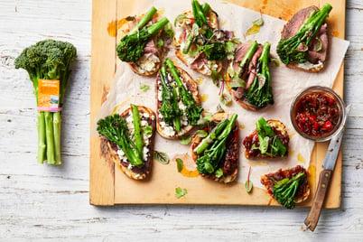 Recipe_LR_Broccolini_Crostini Platter_Janelle Bloom_2018_02
