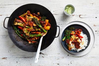 Recipe_LR_Broccolini_Fioretto_Duck Broccolini and Fioretto Stirfry_Janelle Bloom_2020_03