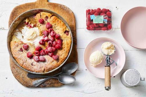 Recipe_LR_Raspberries_Raspberry & Maple Self Saucing Pudding_Janelle Bloom_2018_3-1