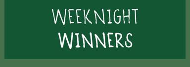 Weeknight Dinner Winners