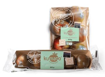 Kumato 300g pack and 500g pack