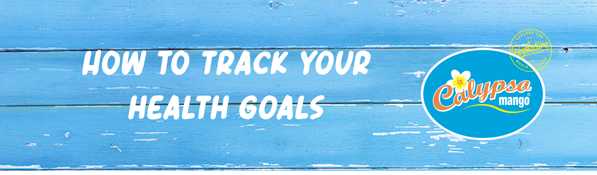 How to track your health goals