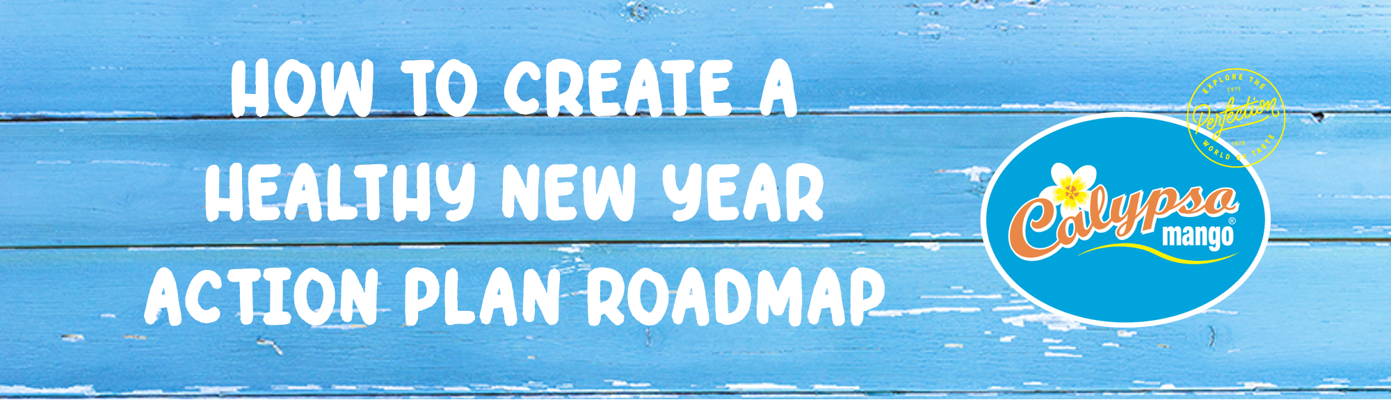 How to create a healthy new year action plan roadmap cover