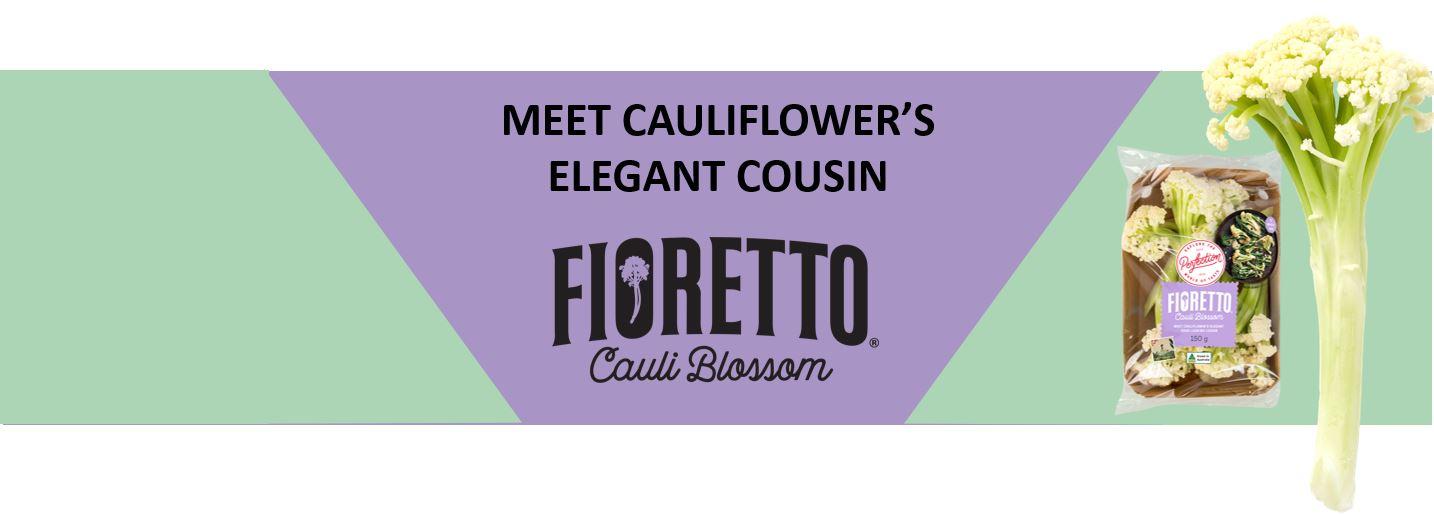 Meet Cauliflower's Elegant Cousin