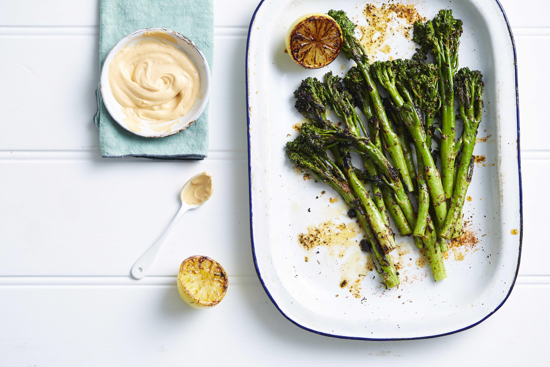 Barbecued Cajun Broccolini®