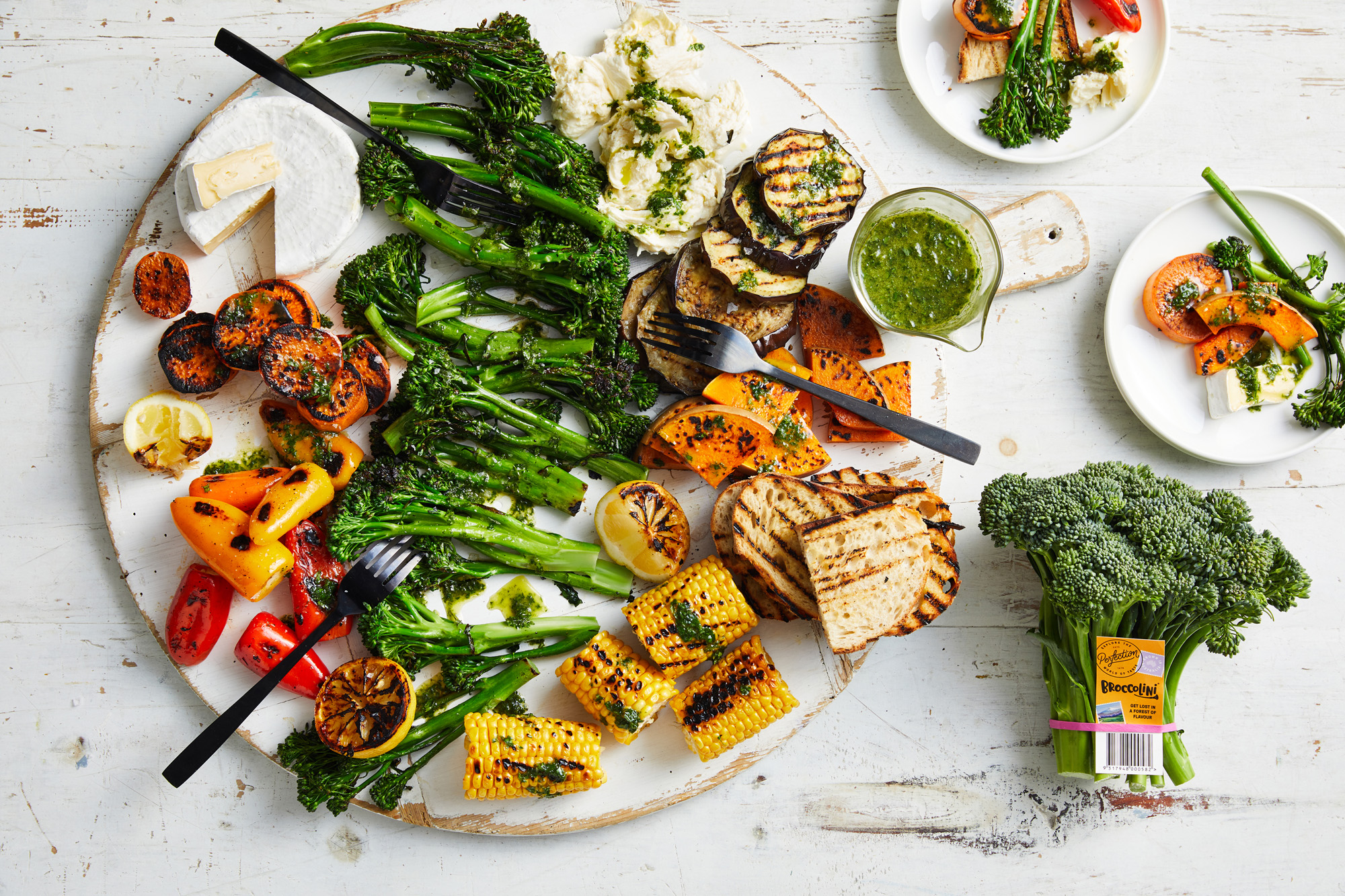 Recipe_LR_Broccolini_Minicaps_Chargrilled Vegetable Board_Janelle Bloom_2020_02